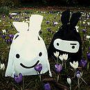 Pair Of Bunny Bags