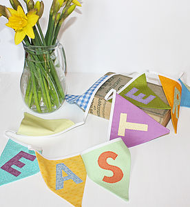 Easter Bunting - easter decorations