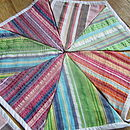Deck Chair Stripe Bunting Extra Long