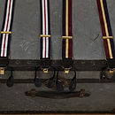 Yorkshire Hussars Braces
