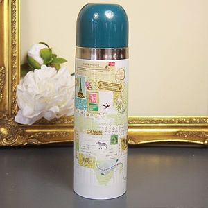 Bon Voyage Thermos Flask - outdoor living