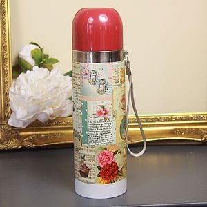 Songbird Thermos Flask - alfresco dining
