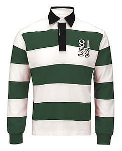 Robin Hoods Style Rugby Shirt