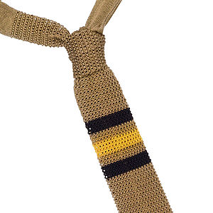 Royal Regiment Of Fusiliers Silk Knitted Tie
