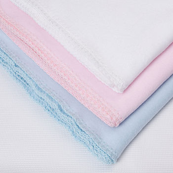 Hampton Organic Cotton Fleece Blanket