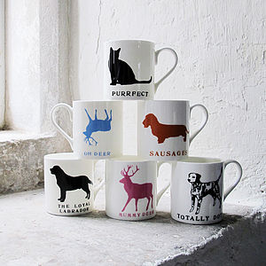 Animal Mug - kitchen