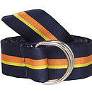 Royal Marine Artillery Fabric Belt