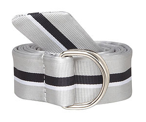 London Regiment Fabric Belt - belts