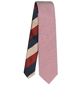 Charterhouse And Twin Half Tie - ties