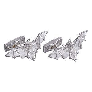 Bat Cufflinks - jewellery