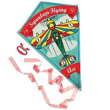 Squadron Child's Kite