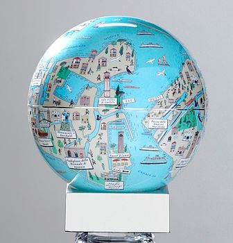 Illustrated Venice Money Box
