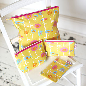 Pop Make Up Or Wash Bag - wash & toiletry bags