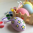 Child's 'Paint Your Own' Easter Eggs Kit