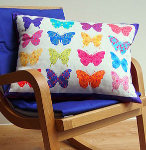 Butterfly Sofa Cushion