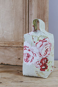 English Rose Doorstop - home accessories