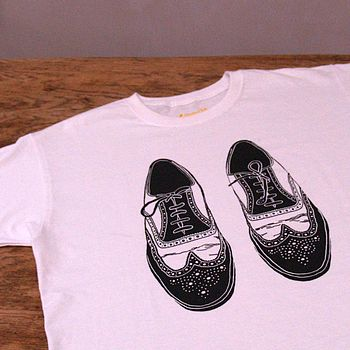 Brogues T Shirt
