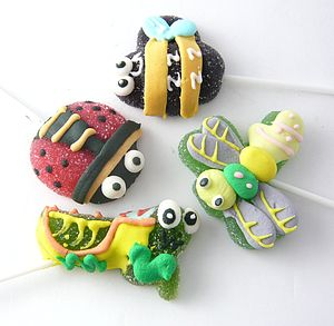 Jelly Bug Lollies For Party Bags - table decorations