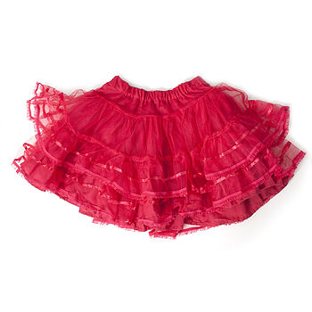 Girl's Isidora Tulle Skirt