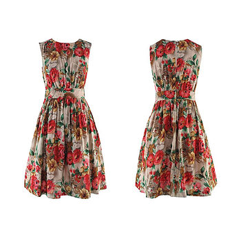 Lucy Roses Dress