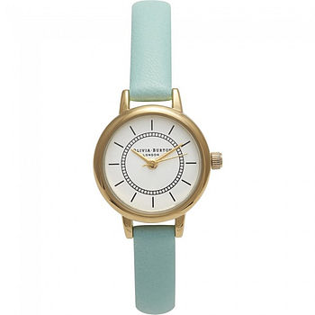 Pale Turquoise Crush Watch