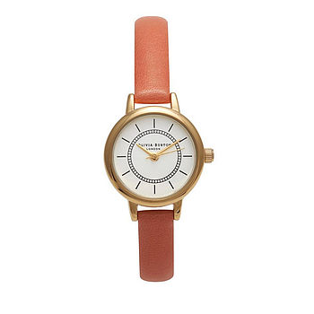 Pale Coral Colour Crush Watch