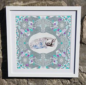 Deer Fine Art Print - animals & wildlife