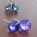 Abella Swarovski Crystal Earrings