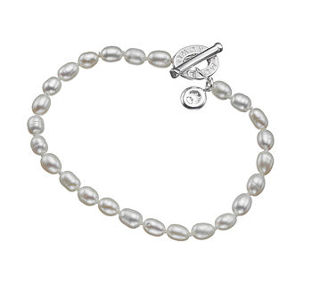 Molly Brown Pearly Girly Bracelet