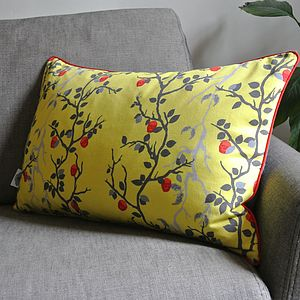 Secret Image Skulls And Angels Cushion - patterned cushions