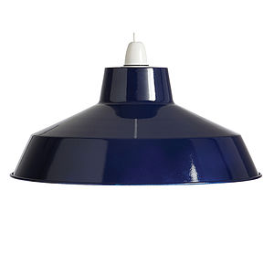 Marine Ceiling Pendant Light Shade - lamp bases & shades