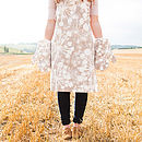 Brown Cow Parsley Apron
