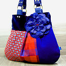 Flower Shoulder Bag