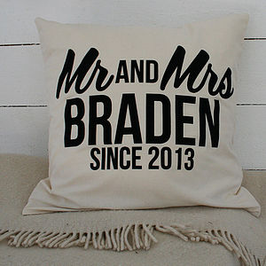 Family Cushion Cover - cushions