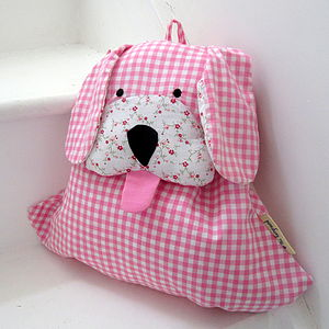 Child's Dog Backpack