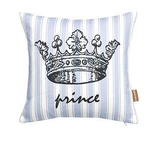 Prince Cushion - cushions
