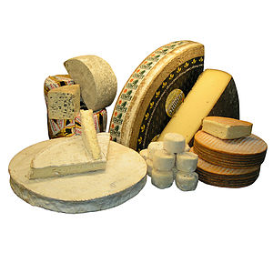 Finest French Gourmet Cheese Box - food & drink gifts