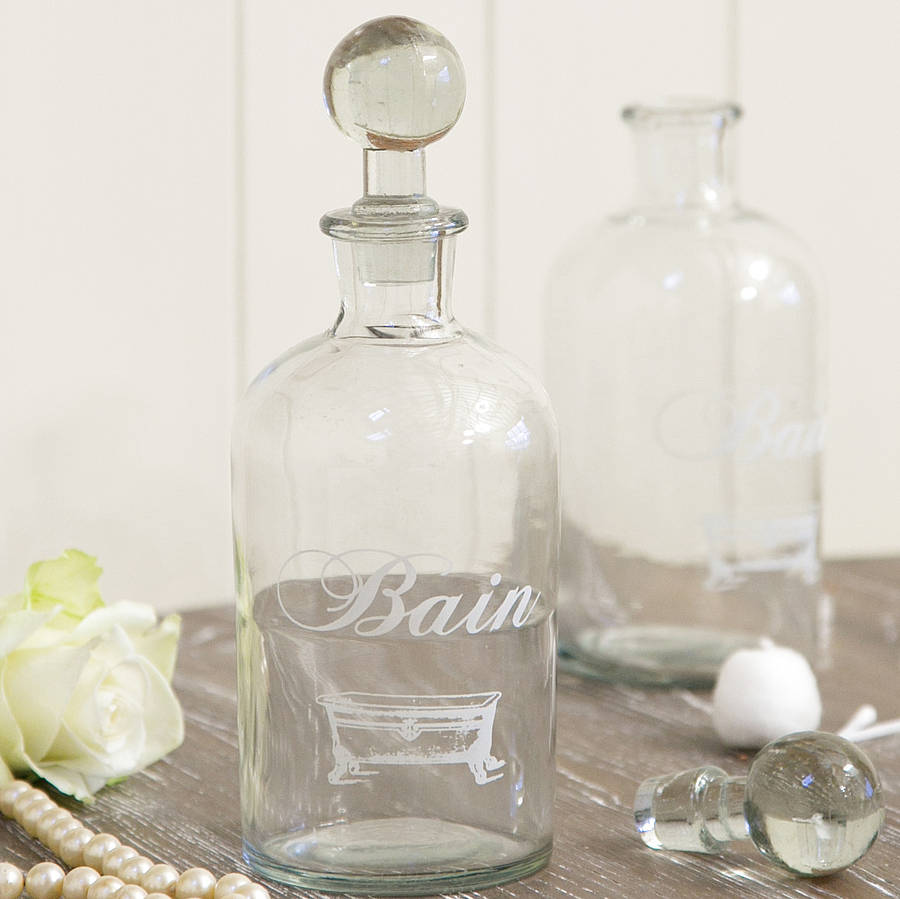 Bathroom storage bottle by dibor for Bathroom bottles