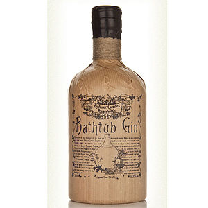 Professor Cornelius Ampleforth's Bathtub Gin - gifts under £50