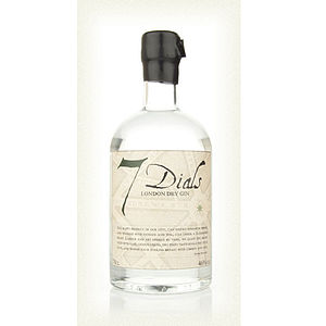 Seven Dials London Dry Gin