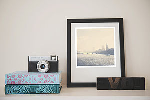 The City Of Westminster Photographic Print