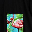 Black Pick A Pocket T Shirt