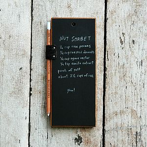 Chalkboard Tablet - noticeboards