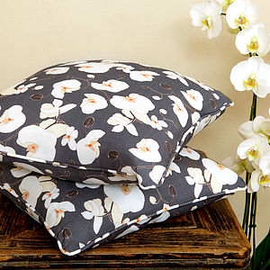 Orchid Cushion - cushions