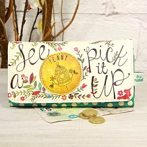 'See A Penny' Wallet - view all sale items