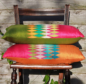 Spice Bazaar Cushion - cushions