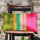 Spice Bazaar Cushion