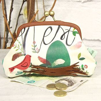 Bird's Nest Purse