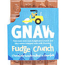 Fudge Crunch Milk Chocolate Bar