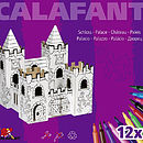 Colour In Castle And Palace